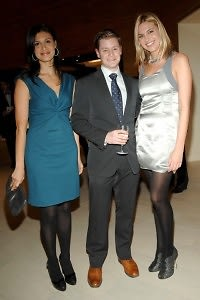 Tatiana Boncompagni, Kipton Cronkite, Genevieve Bahrenberg