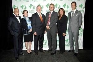 Dr. George Campbell Jr., Mindy Lubber, Peter Darbee, Matt Petersen, Bonnie Reiss, Sebastian Copeland