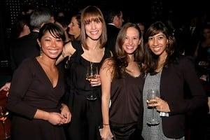 Katrina Matano, Kim Tabatt, Laura Tagliareni, Kavita Rampertaap