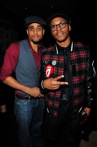 Michael Ealy, Lupe Fiasco