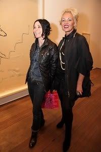 Sue Webster, Amanda Eliasch