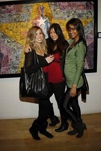 Tori Thompson, Yiloin Hsu, Monique Rodrigues