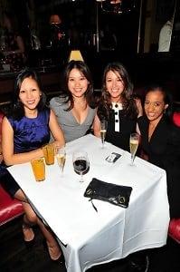 Jessica Dang, Carolyn Hsu, Polly Blitzer, Kafi Drexel