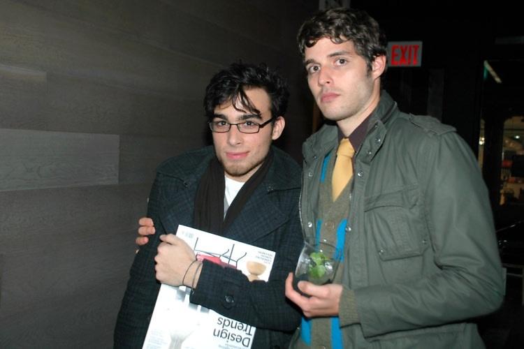 Anthony Bellamaducci, Josh Longo