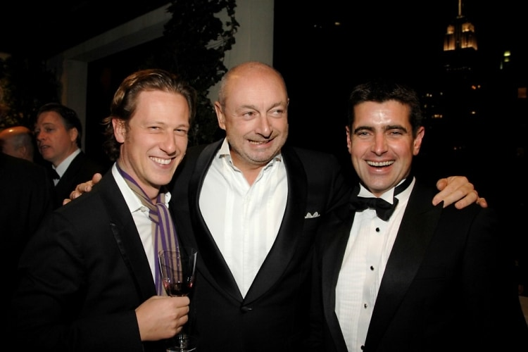 Peter Malachi, Piero Lissoni, Kevin Duffy