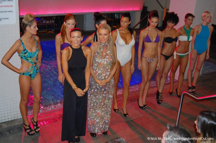 Devorah Rose Bikini Launch