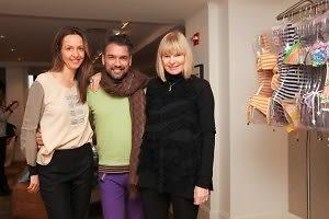 Amalia Spinardi, Carlos Mota, Anne McNally