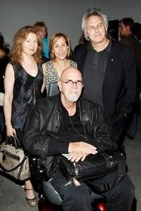 April Gornik, Bonnie Clearwater, Chuck Close, Eric Fischer