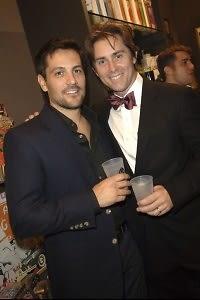 Michael Carmona, Darren Gold