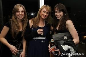 Leslie Price, Kelly Dobkin, Lindsey Green