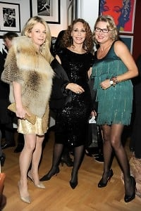 Debbie Bancroft, Marisa Berenson, Liliana Cavendish