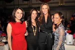 Jennifer Trulson, Roxanne Palin, Stephanie Winston Wolkoff, Liana Silverstein Backal