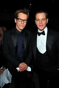 Kevin Bacon, Matt Damon