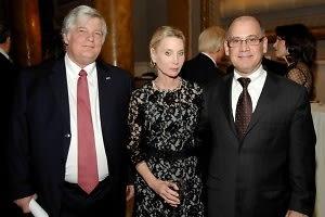 Stephen Bassett, Jerry Whitlock, Ziel Feldman