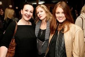 Sophie Theallet, Victoria Bartlett, Hannah Stenberg