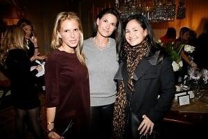 Kim Saperstein, Jemilah Afshar, Julie Luchs Smigel