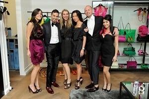 Regina Arriola, Lazaro Arias, Cecile Andrau, Shienni Houlzet, Kristopher Hegland, Angelica Caled