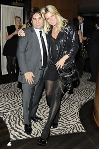 Michael Heller, Rachel Hunter
