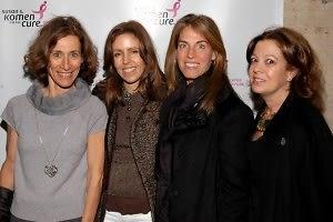Emily Blavatnik, Caroline Rowan, Karen Zucker, Jan Gura