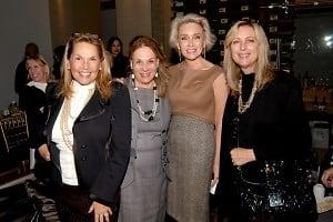 Gladys Bagley, Rina Limor, Tobi Rubinstein-Schneier, Cathie Underwood