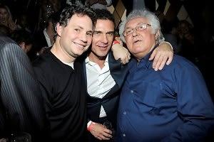 Jason Binn, Andre Balazs, Tony Shafrazi