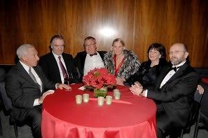 Valery Gergiev, Kristina Kovalenko, Marina Shogenova, Samuel Levin Valery Gergiev, Kristina Kovalenko, Marina Shogenova, Samuel Levin
