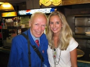 Bill Cunningham, Rachelle Hruska