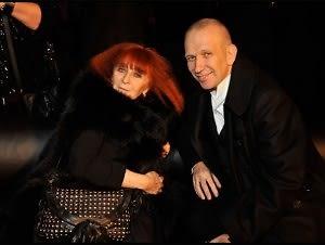 Sonia Rykiel, Jean Paul Gaultier