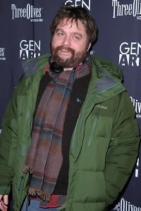Zach Galigianakis