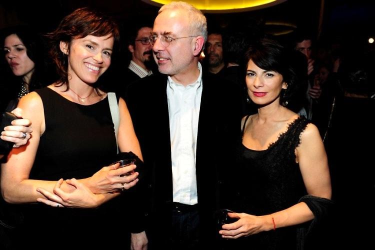 Frederica Stjarne, Francesco Bonami, Nina Bertucci