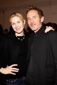 Kelly Rutherford, Darrell Wilson