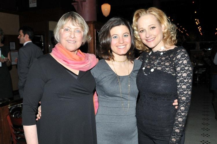 Mary Beth Hurt, Susan Pourfar, Kate Blumberg