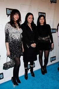 Emily Bungert, Kelly Cutrone, Robyn Berkley