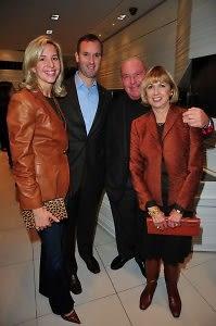 Natasha Cornstein, Mark Cornstein, David Cornstein, Sheila Cornstein