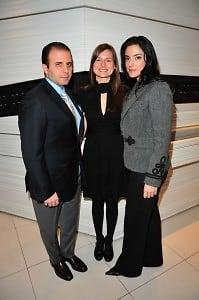 Philip Nassimi, Elizabeth Black, Denise Scala