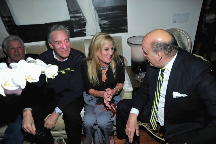 Mr. King, David Niven Jr., Beatrice Reed, Reinaldo Herrera