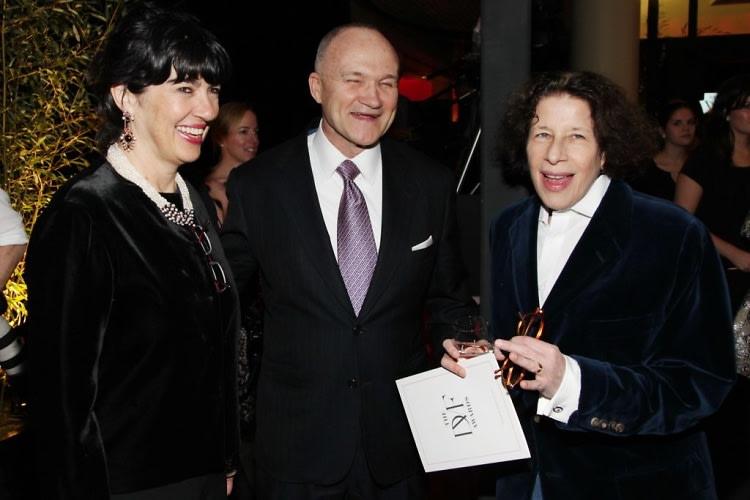 Christiane Amanpour, Ray Kelly, Fran Lebowitz