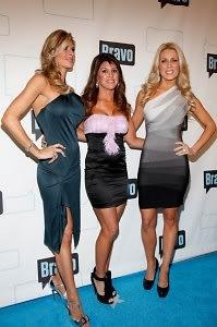 Alexis Bellino, Lynne Curtin, Gretchen Rossi