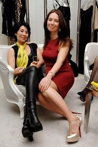Angelica Lee, Yana Balan