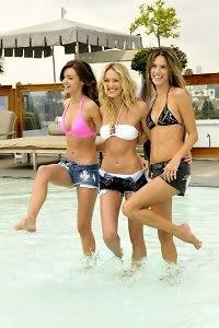 Miranda Kerr, Candice Swanepoel, Alessandra Ambrosio