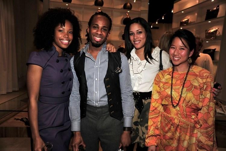 Namik Minter, Joshua Williams, Stephanie Jackson, Audrea Soong