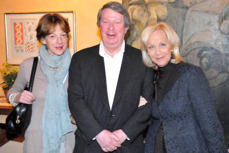 Jody Adams, Andre Bishop, Linda Leroy Janklow