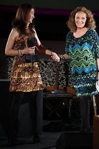 Ingrid Betancourt, Diane von Furstenberg
