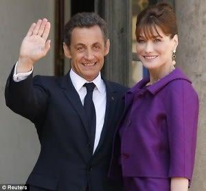 Sex Lies And Twitter Sarkozy And Carla Bruni Vs Tweet Power