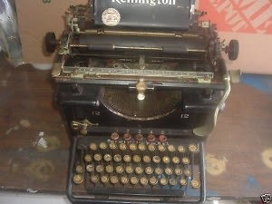 The Best Guests Come Bearing Gifts: The Typewriter Keyboard-5 1