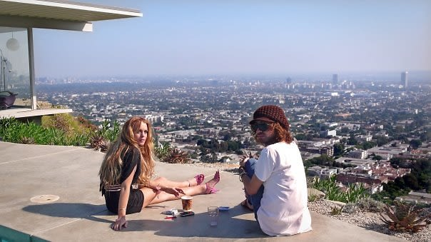 Lindsay Lohan, Patrick Aufdenkamp