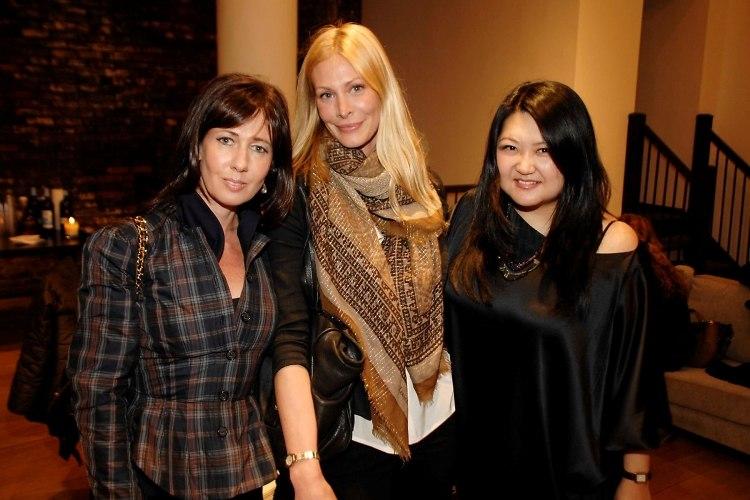 Liesl Taylor, Nina Warthen, Susan Shin