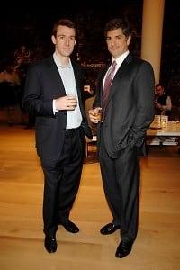 Mark Blond, Brian Feuer