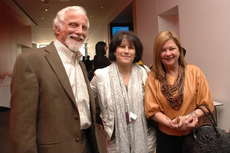 Kerry English, Karen Constine, Olga Garay