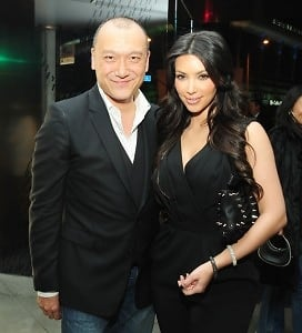 Joe Zee, Kim Kardashian